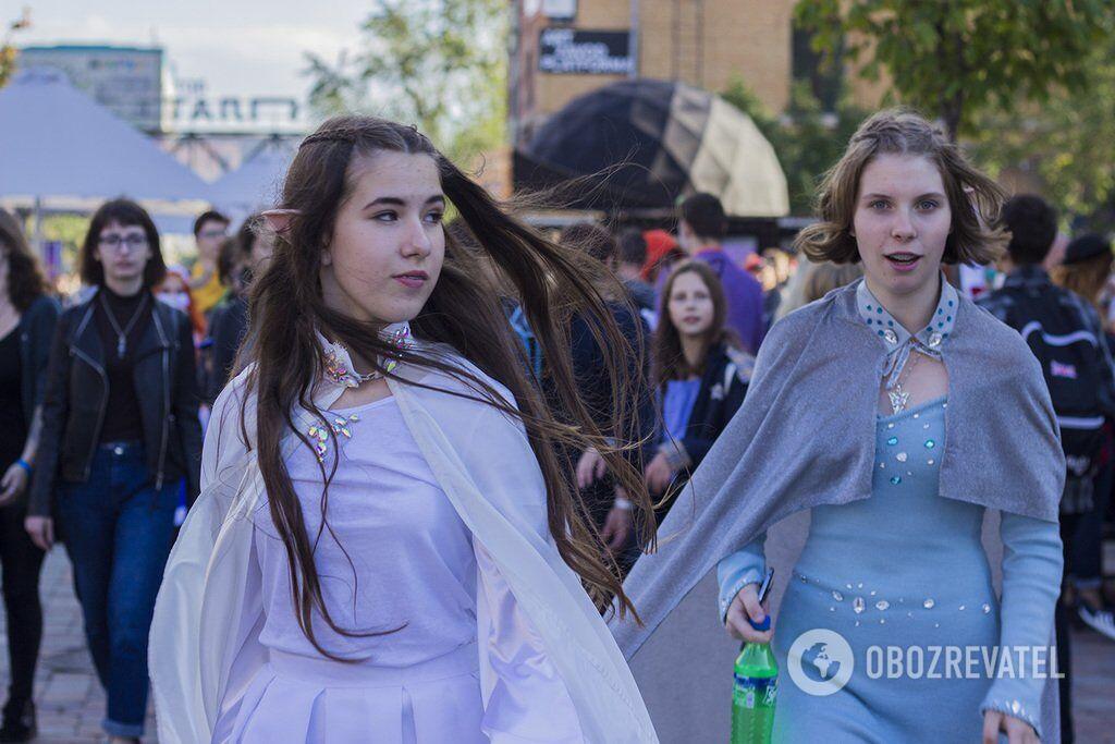 Гномы, эльфы и герои фильмов: в Киеве прошел Comic Con 2018