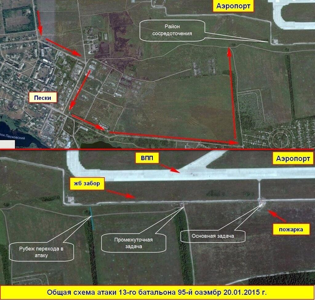 Оборона Донецкого аэропорта: история одного кровавого боя