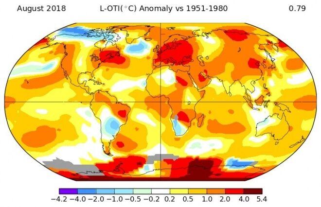 Становится горячо: ученые забили тревогу из-за глобального феномена на Земле