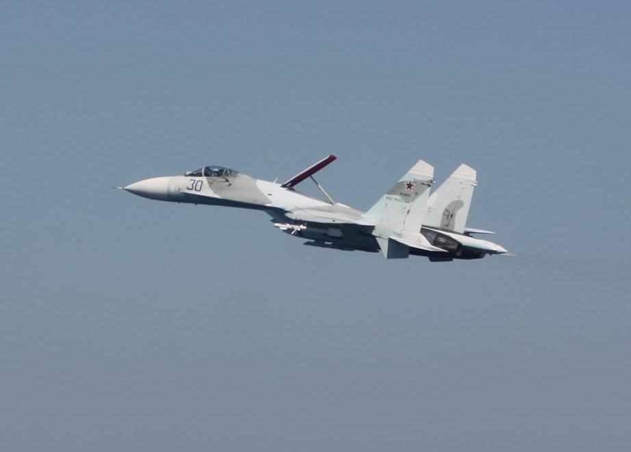 Самолеты России и Украины ''сцепились'' над Черным морем: подробности опасного инцидента