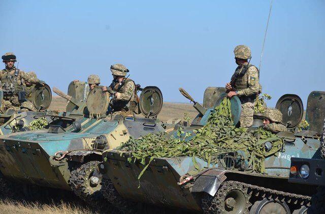 Артиллеристы ВСУ блестяще отразили атаку