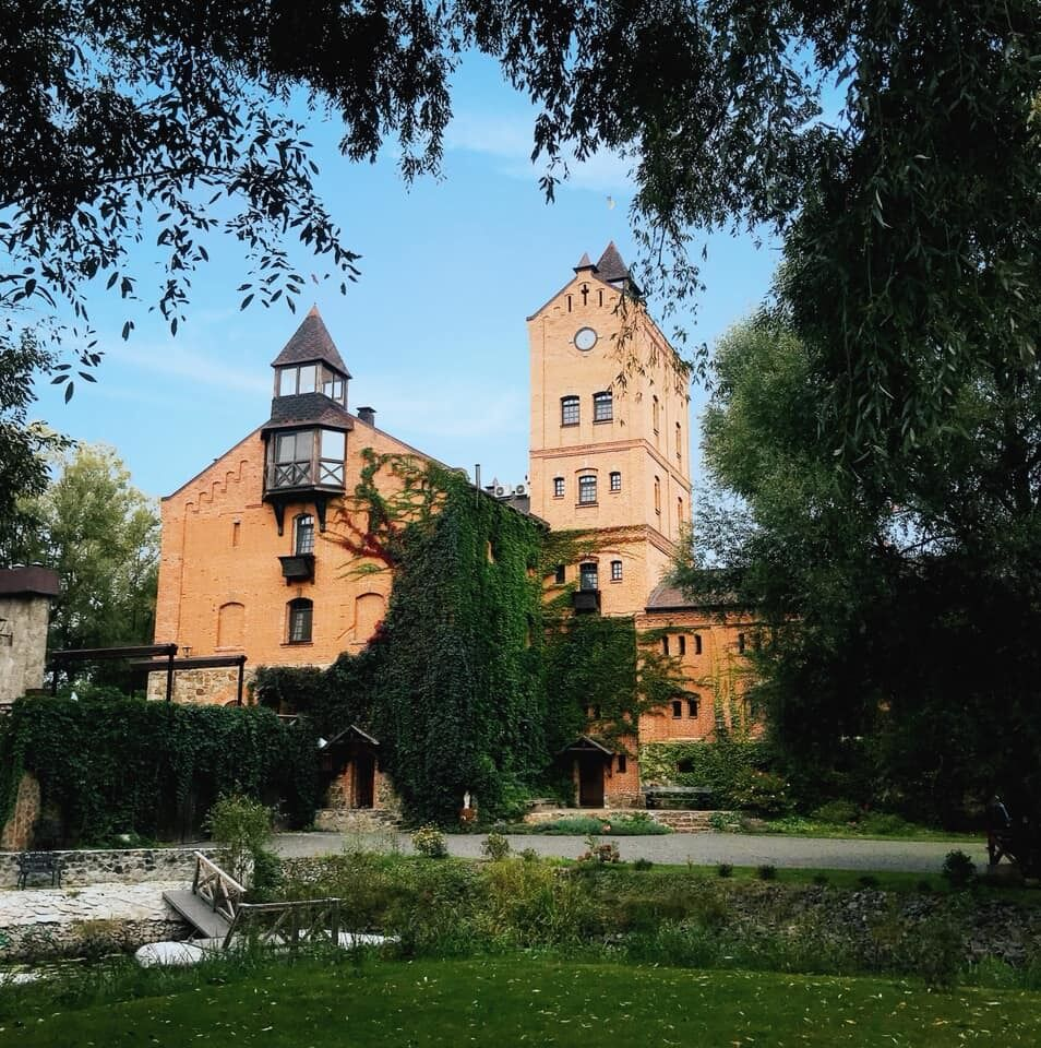 Замок Радомисль: казка під Києвом