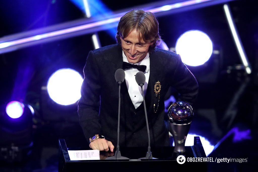 ФИФА назвала лучшего футболиста 2018 года