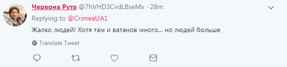 В сети возмутились отключением света в зоне ''химатаки'' в Крыму