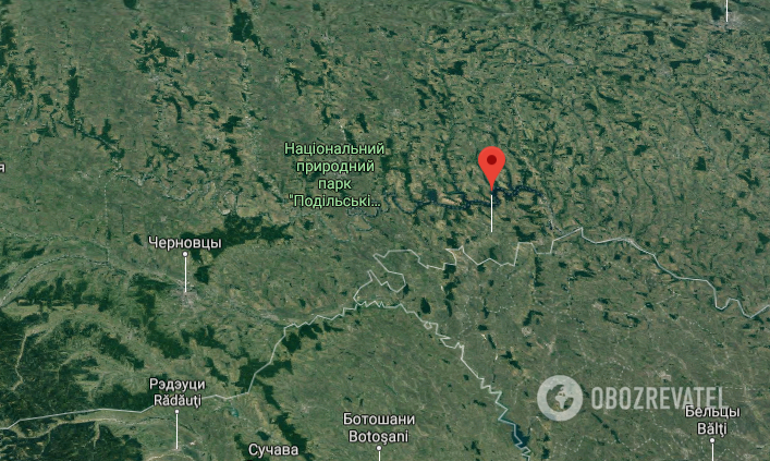 ДТП в Черновицкой области