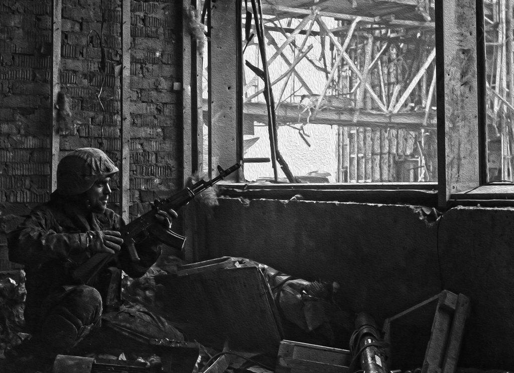 ''Защищали всю Украину!'' Появились ранее неизвестные фото ''киборгов'' из ДАП