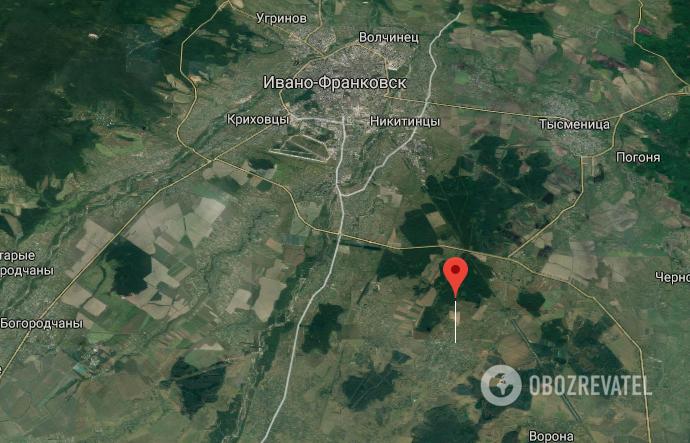 Трагедия произошла в с. Липовка Ивано-Франковской области