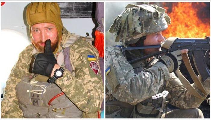Резервисты проходит подготовку в рядах 95-й отдельной десантно-штурмовой бригады ДШВ