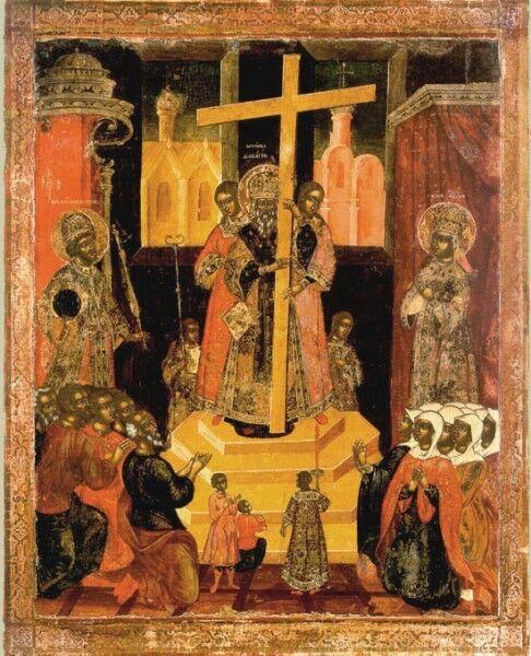 Воздвижение Креста Господня: что нельзя делать в этот день