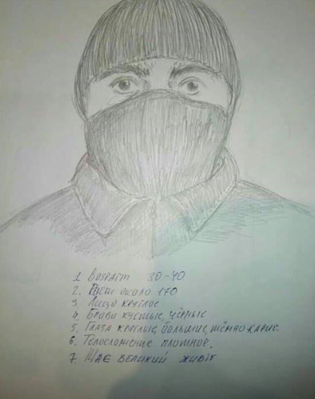 Описанные приметы насильника
