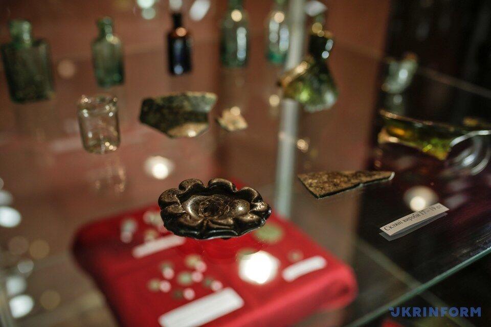 Сенсационные артефакты: в Киеве нашли сокровища древних времен