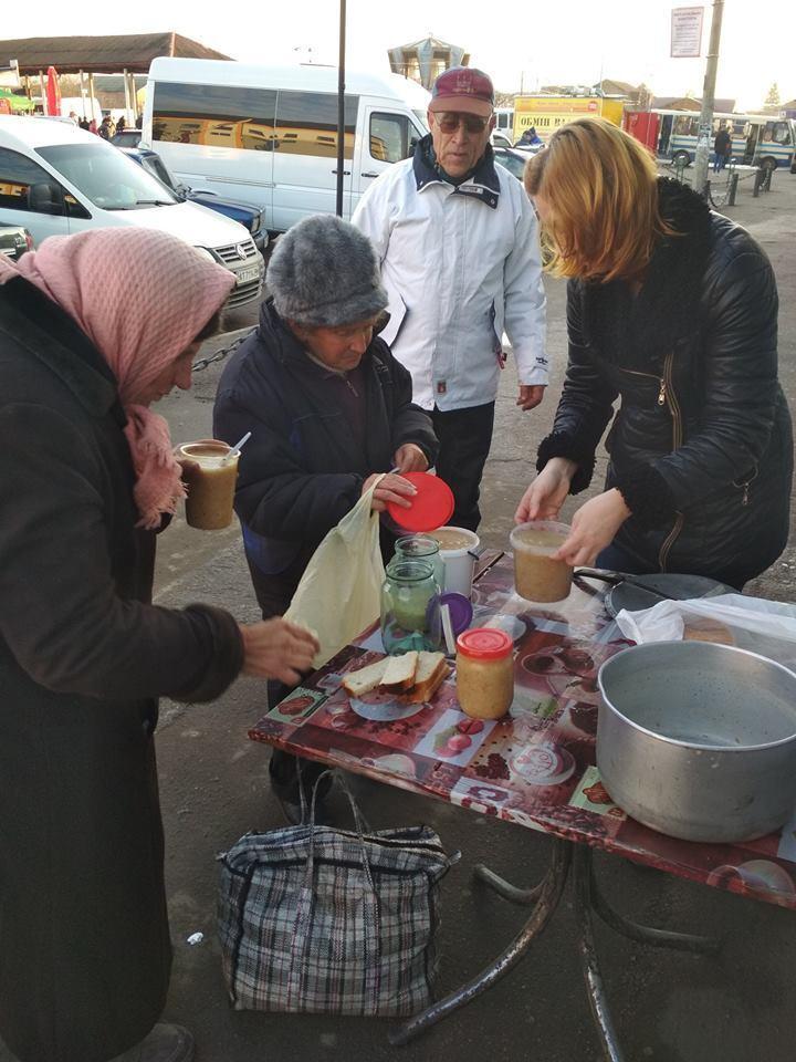 Фонд надавав допомогу бездомним і малозабезпеченим