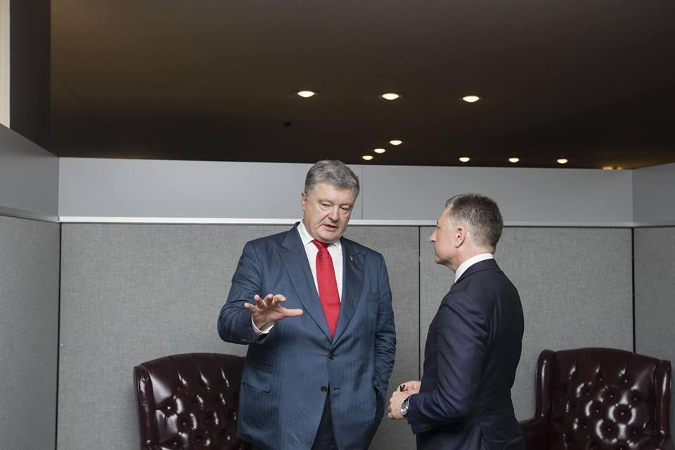 Порошенко в ООН сделал важные шаги в борьбе с агрессией России