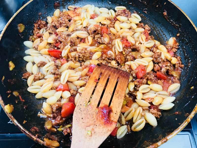 Оригинальный рецепт пасты от известного кулинара