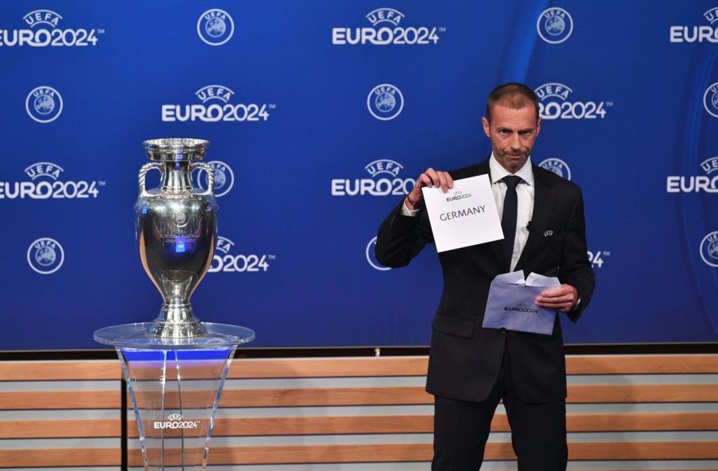 УЕФА назвал хозяина Евро-2024