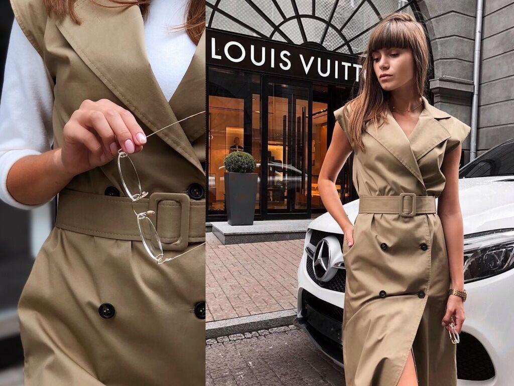 Тренди 2018  універсальний верхній одяг для осені від українських ... eb5a5db189214