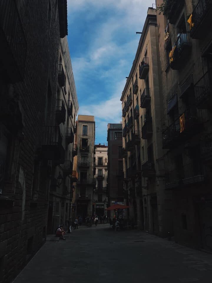Не можу розгадати Барселону