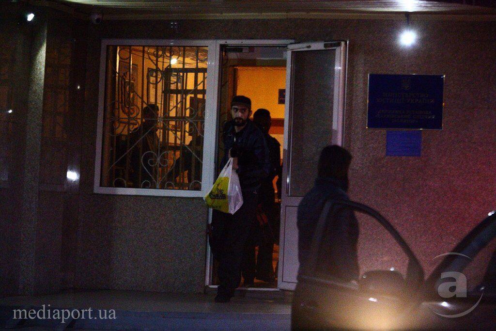 """Антимайданівець """"Топаз"""" вийшов на свободу: з'явилися перші фото"""