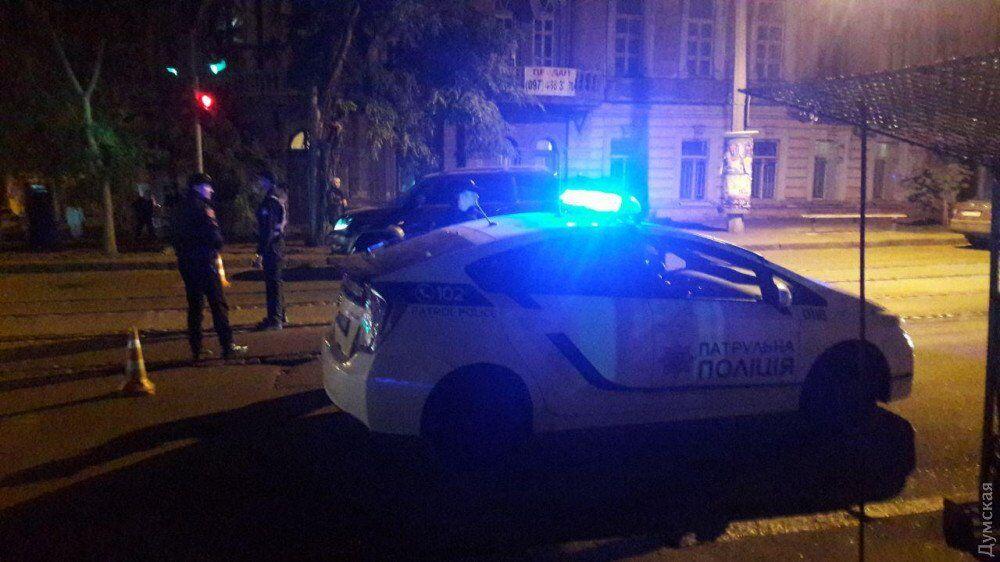 В Одесі стався напад на інкасаторів