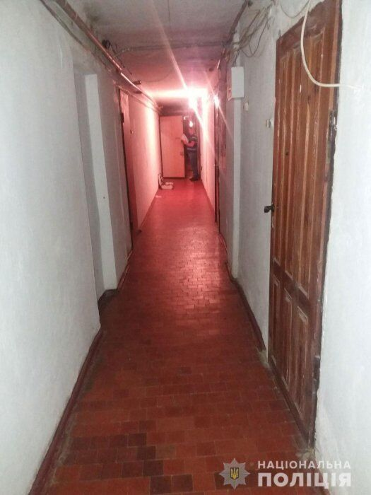 Убийство произошло в квартире на первом этаже