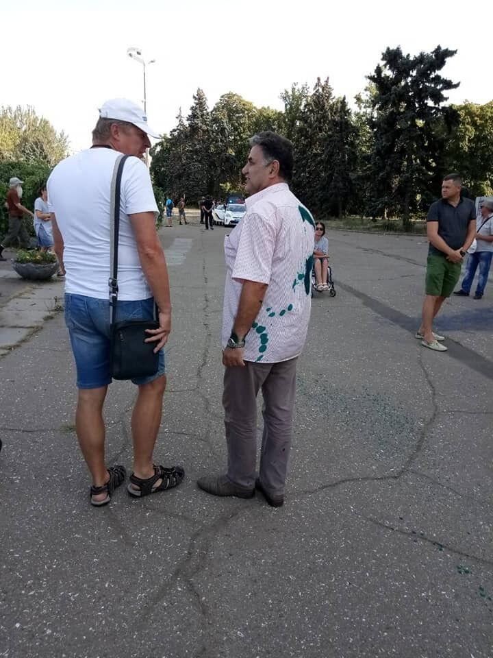 """В Одессе наказали фанатку """"русского мира"""""""