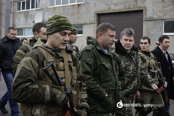 """За что Кремль внес Захарченко в """"черный список"""""""