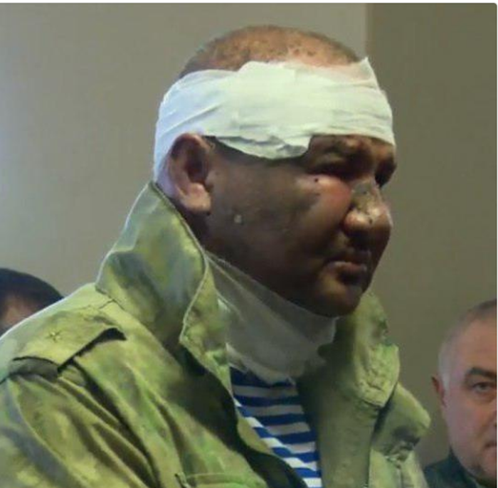 """Ташкент"" на похоронах Захарченко"