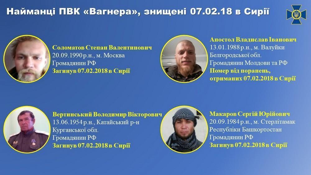 Прошли Донбасс: появились фото убитых наемников РФ