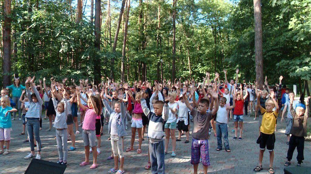 """Фонд """"Возрождение"""" организовал подростковый оздоровительный лагерь для ребят с 8 до 14 лет"""