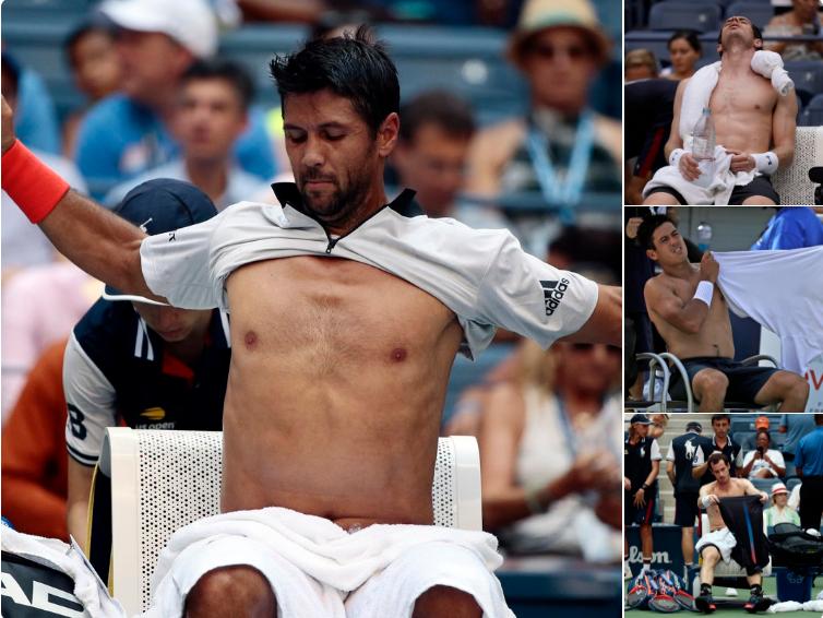 Корне роздяглася і змінила правила тенісу