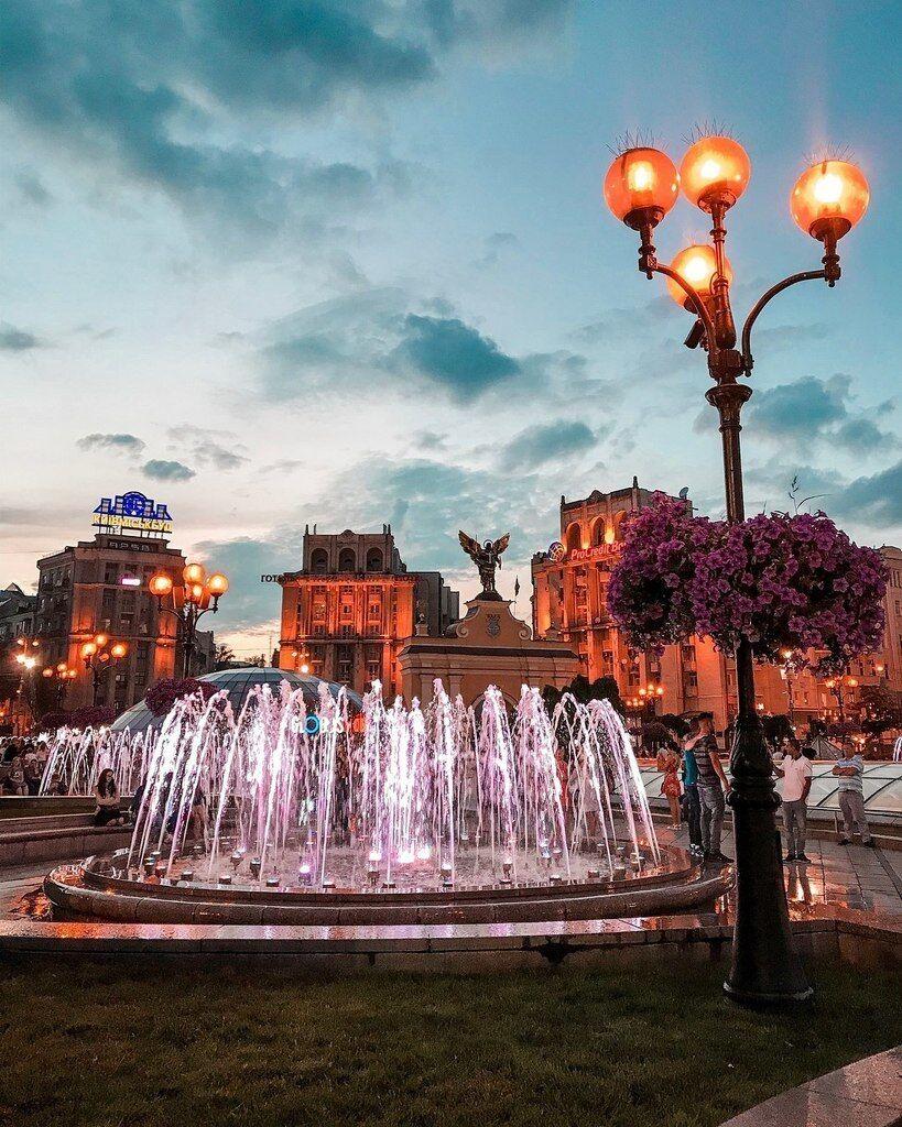 выполнения украина фотки города видел вот такую