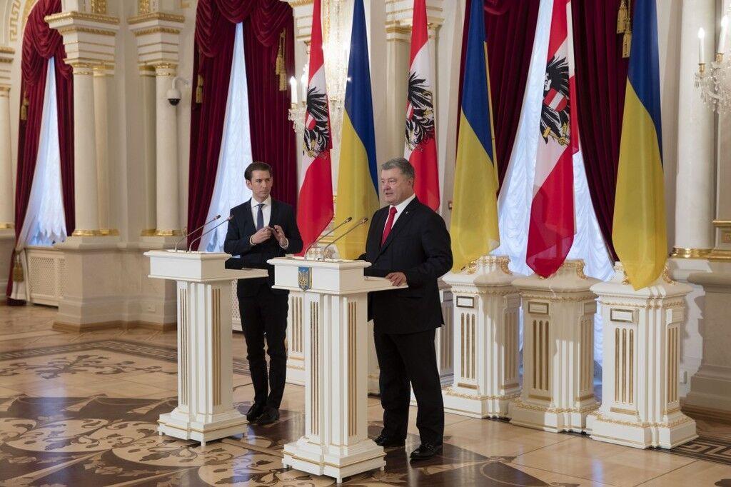 Росія - агресор: канцлер Австрії звернувся до Путіна з гучним закликом