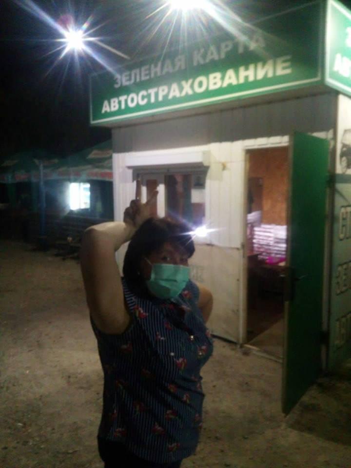 Жители Каланчака скупают маски в аптеках