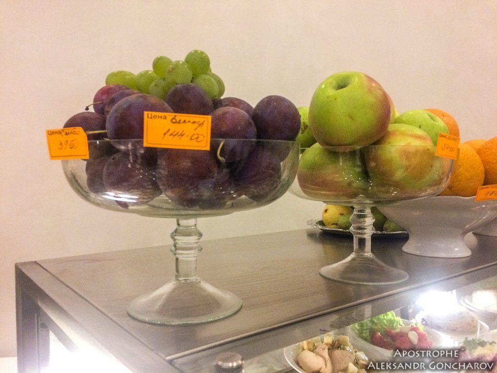 Озвучены новые цены в столовой Верховной Рады