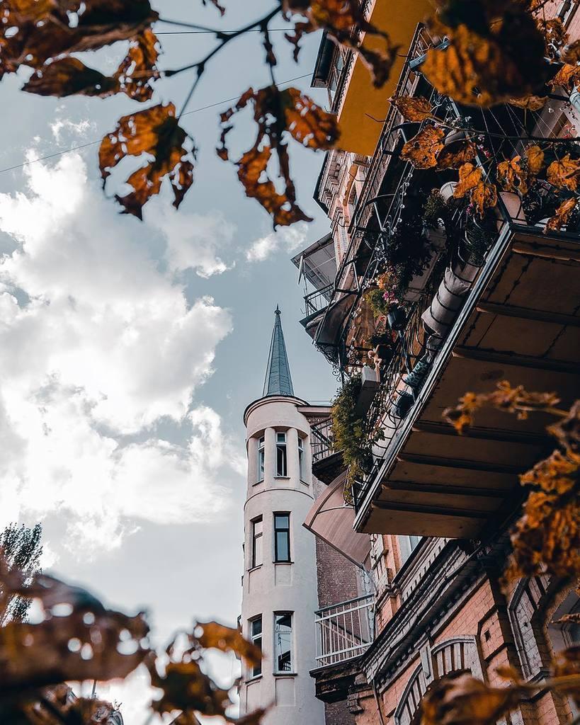 Великолепный Киев: топ-10 ярких фото из Instagram
