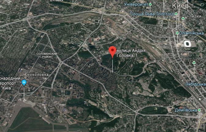 Не выходя из авто: в Киеве водители устроили разборки со стрельбой