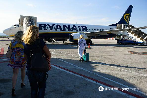 Як не вскочити в халепу з Ryanair