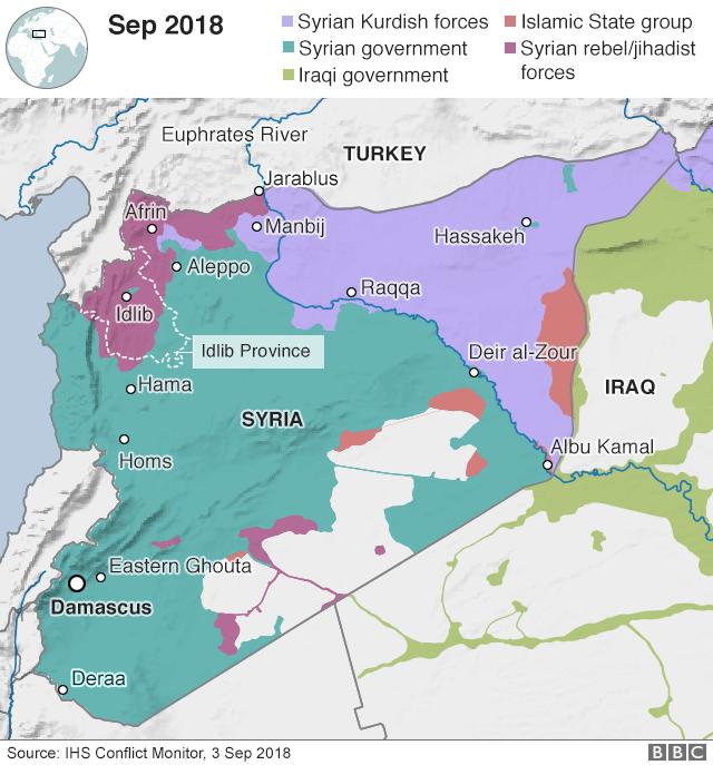 Путин ''нарвался'' на Трампа в Сирии: нанесен мощный авиаудар