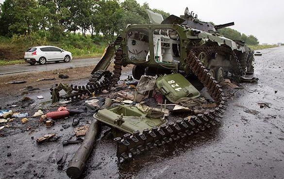 В Иловайском котле погибли сотни людей