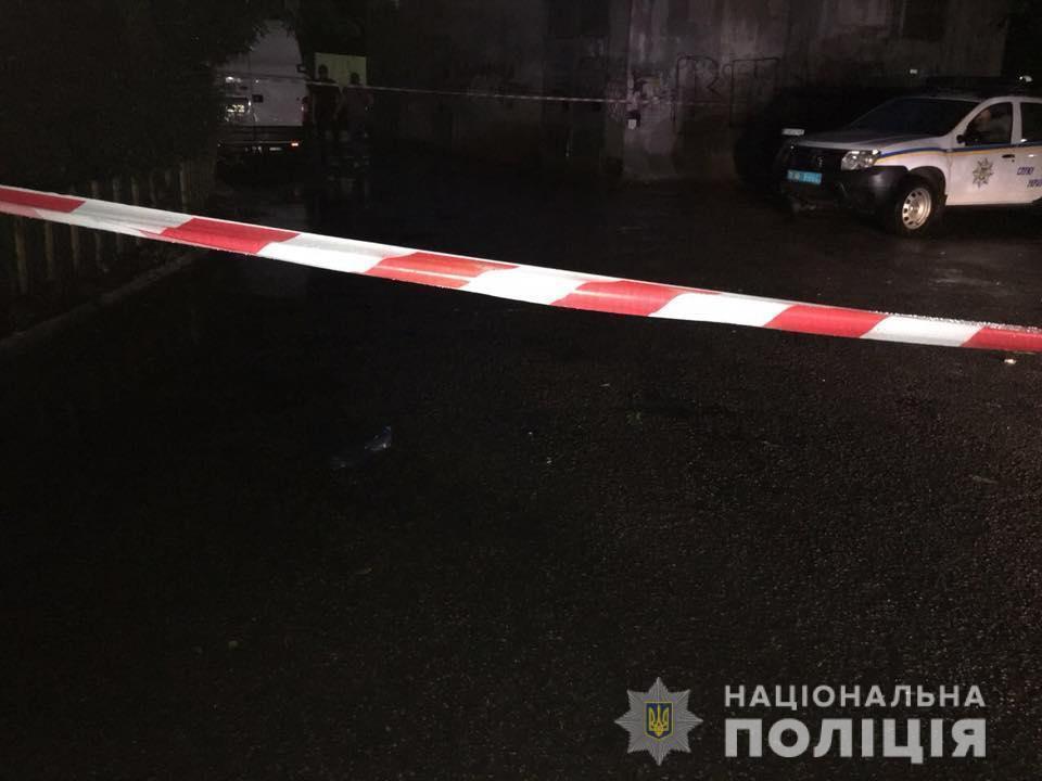 В Одессе напали на известного волонтера