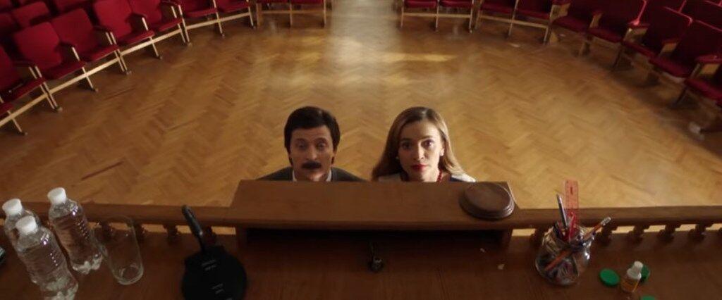 З Зеленським та Дорофєєвою: в мережі з'явився трейлер нового українського фільму