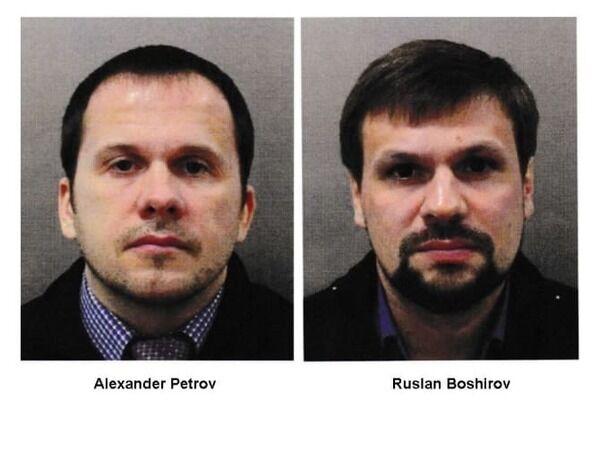 Дело Скрипалей: что известно о подозреваемых россиянах