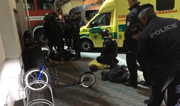 У Чехії заарештували українських фанатів
