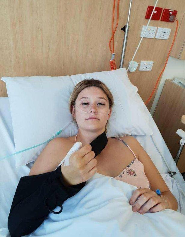 Звичка гризти нігті довела дівчину до раку