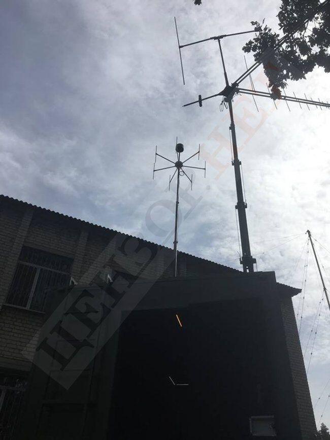 В сети показали секретную базу разведки Украины
