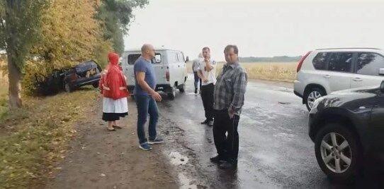 ДТП в Черкасской области
