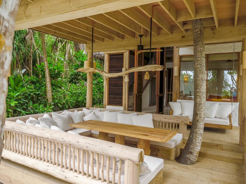 Отель Soneva Fushi на Мальдивах