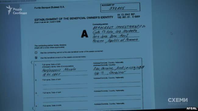 Справа Мартиненка: опубліковані викривальні документи