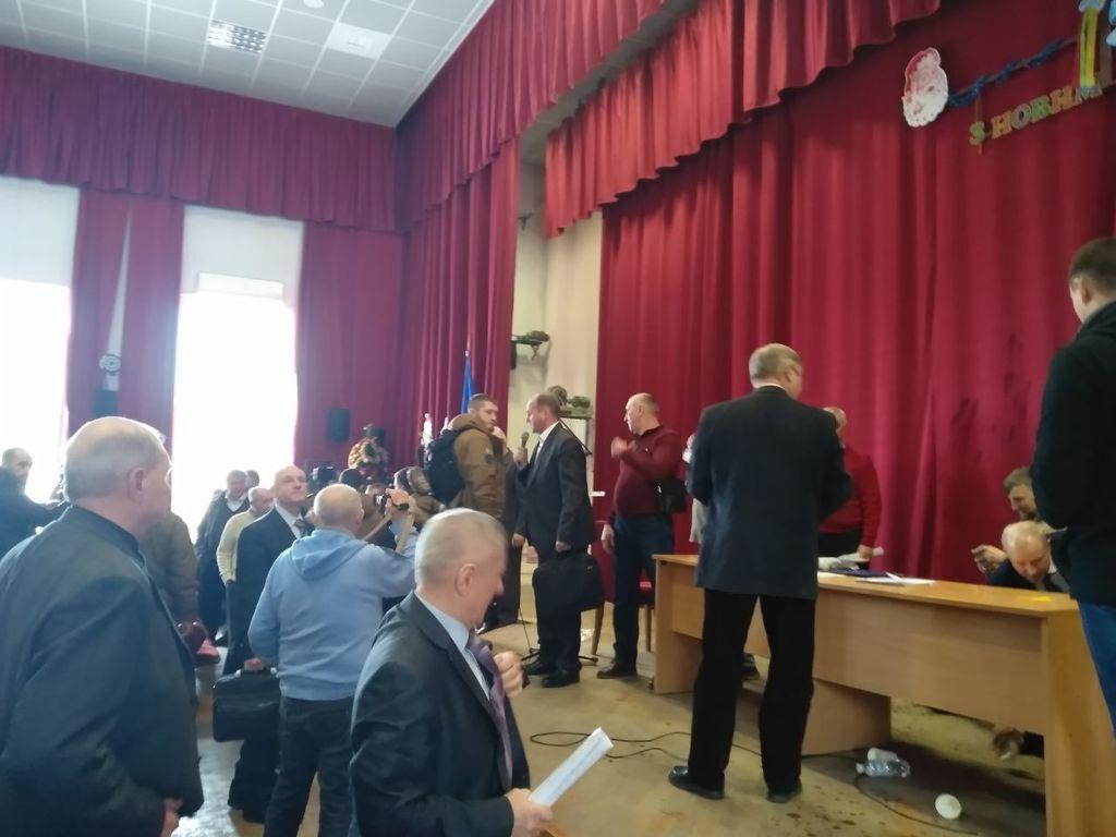 Съезд коммунистов Киеве