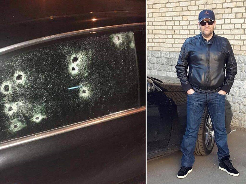 Эдуард Аксельрод (Лепа) погиб в ноябре 2017 года в Харькове. Автомобиль, в котором он находился, изрешетили пулями.